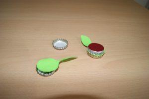 kirschschnippen Material
