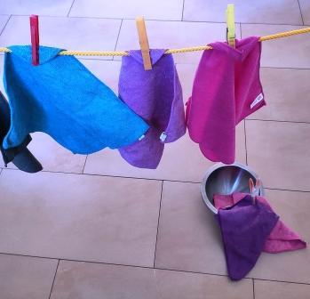 Wäsche hängen für Anfänger