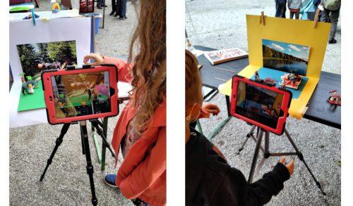 Trickfilmshow Weltkindertag